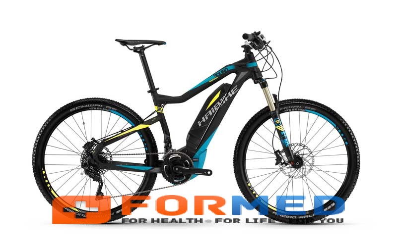 Электровелосипед Haibike SDURO HardSeven RX 27,5 400Wh