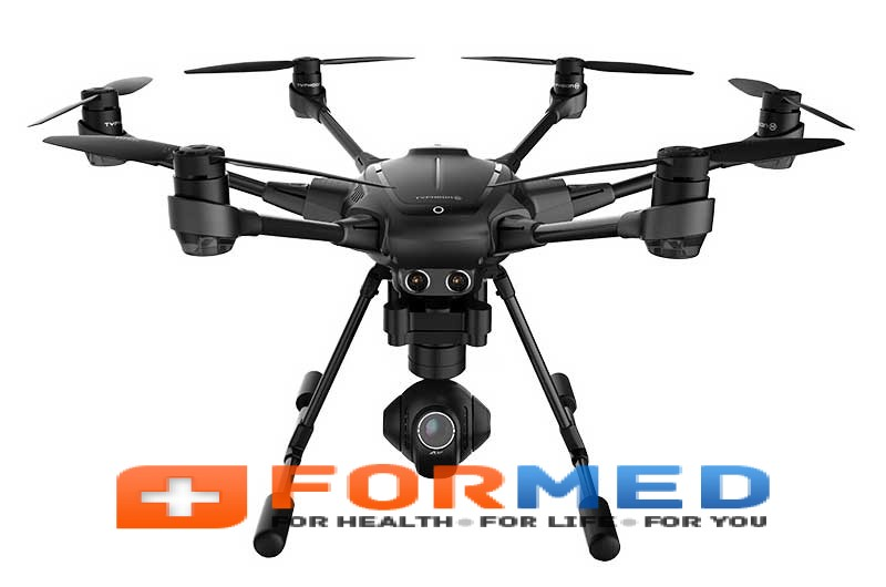 Гексакоптер Yuneec Typhoon H Advanced RTF (YUNTYHBEU)
