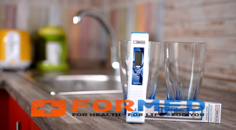 US MEDICA Pure Water