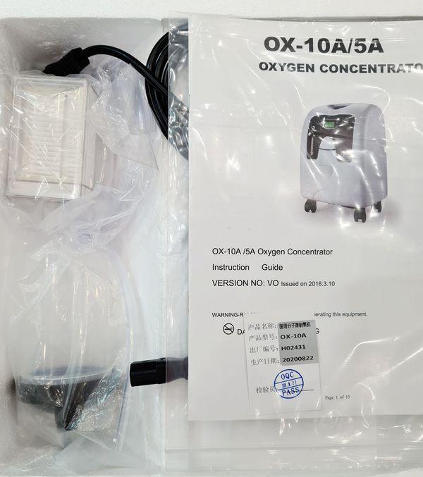 Кислородный концентратор OX-10A (ОКС-10А)